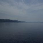 Neber über dem Meer